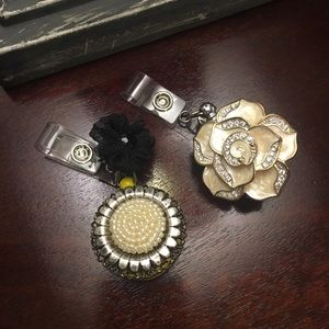 Badge Clips